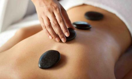 Hot Stone Therapy Massage